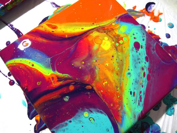 Online class: how to do a rainbow pour